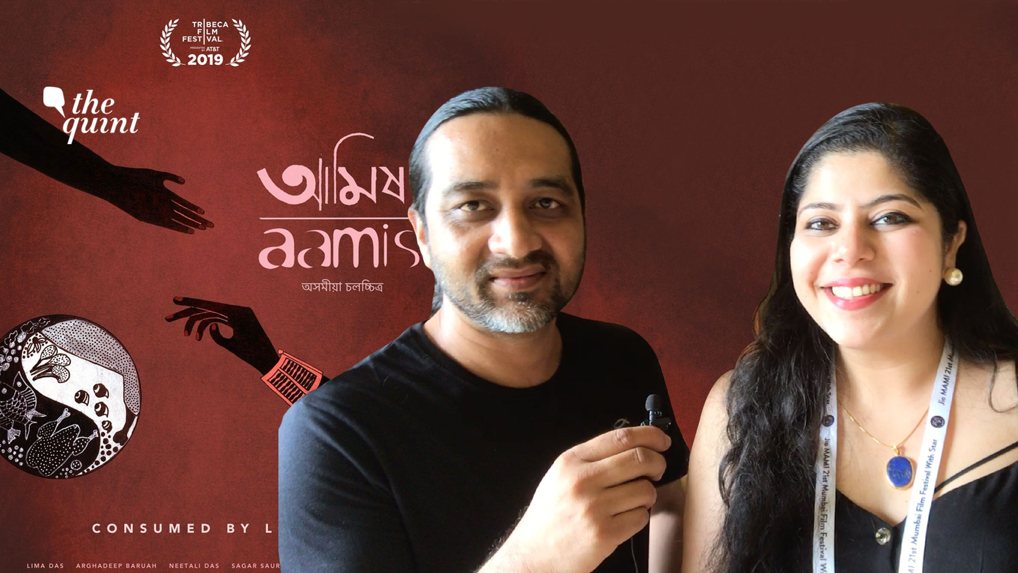Meet the Man Behind Aamis, the Most Talked About Film of the Year