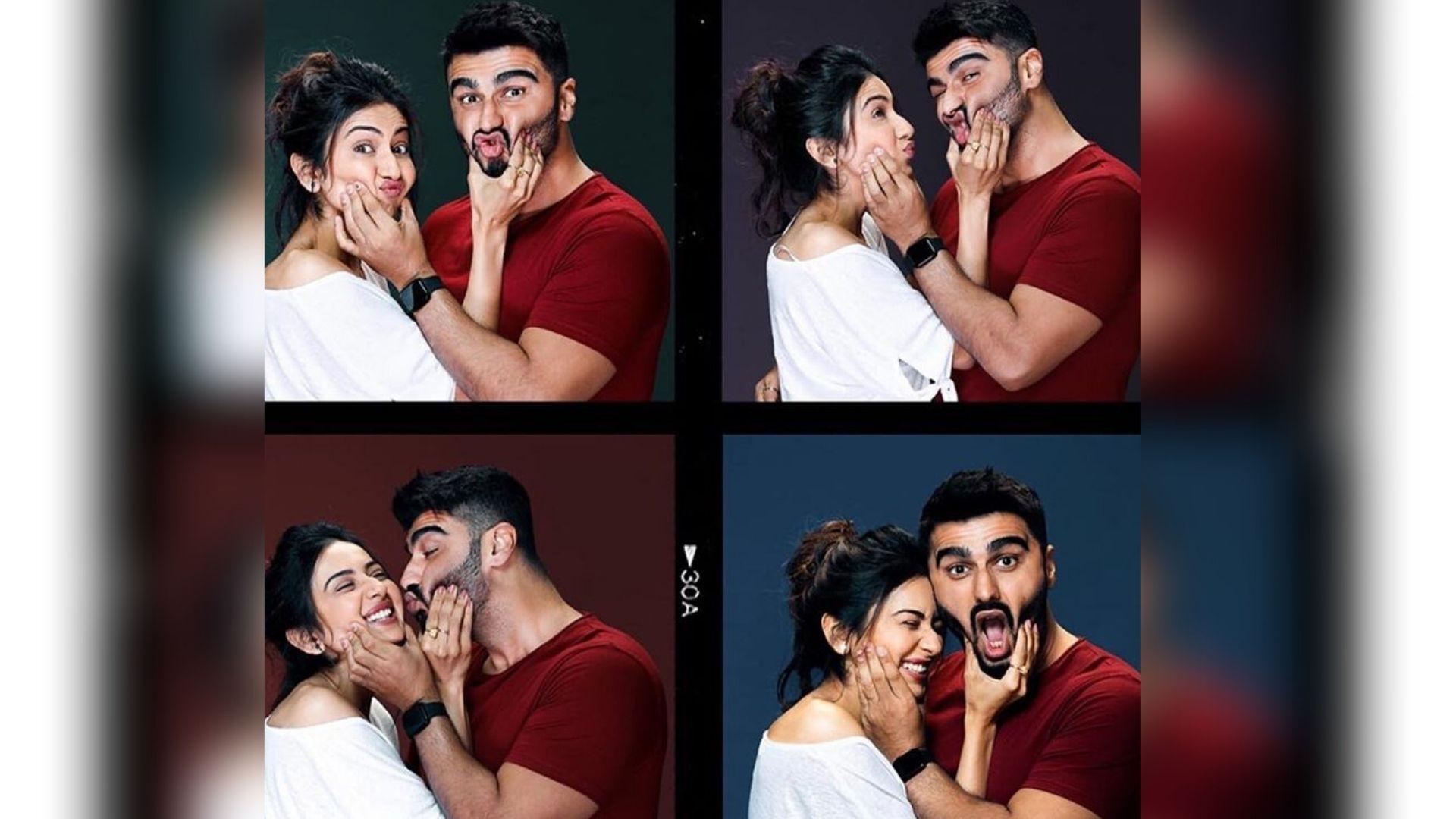 Arjun and Rakul Preet Begin Shooting for a Cross-Border Love Story