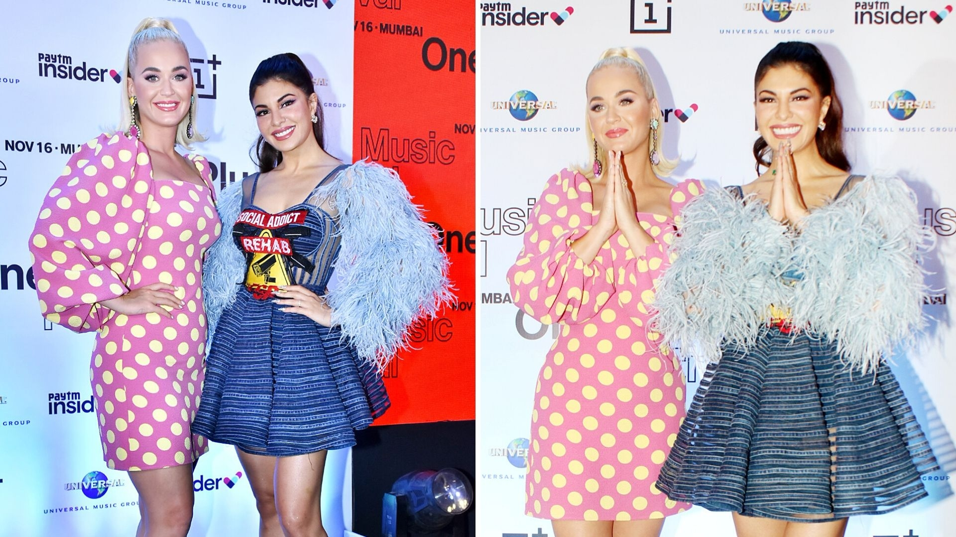 In Pics: Jacqueline Fernandez Welcomes Katy Perry to India