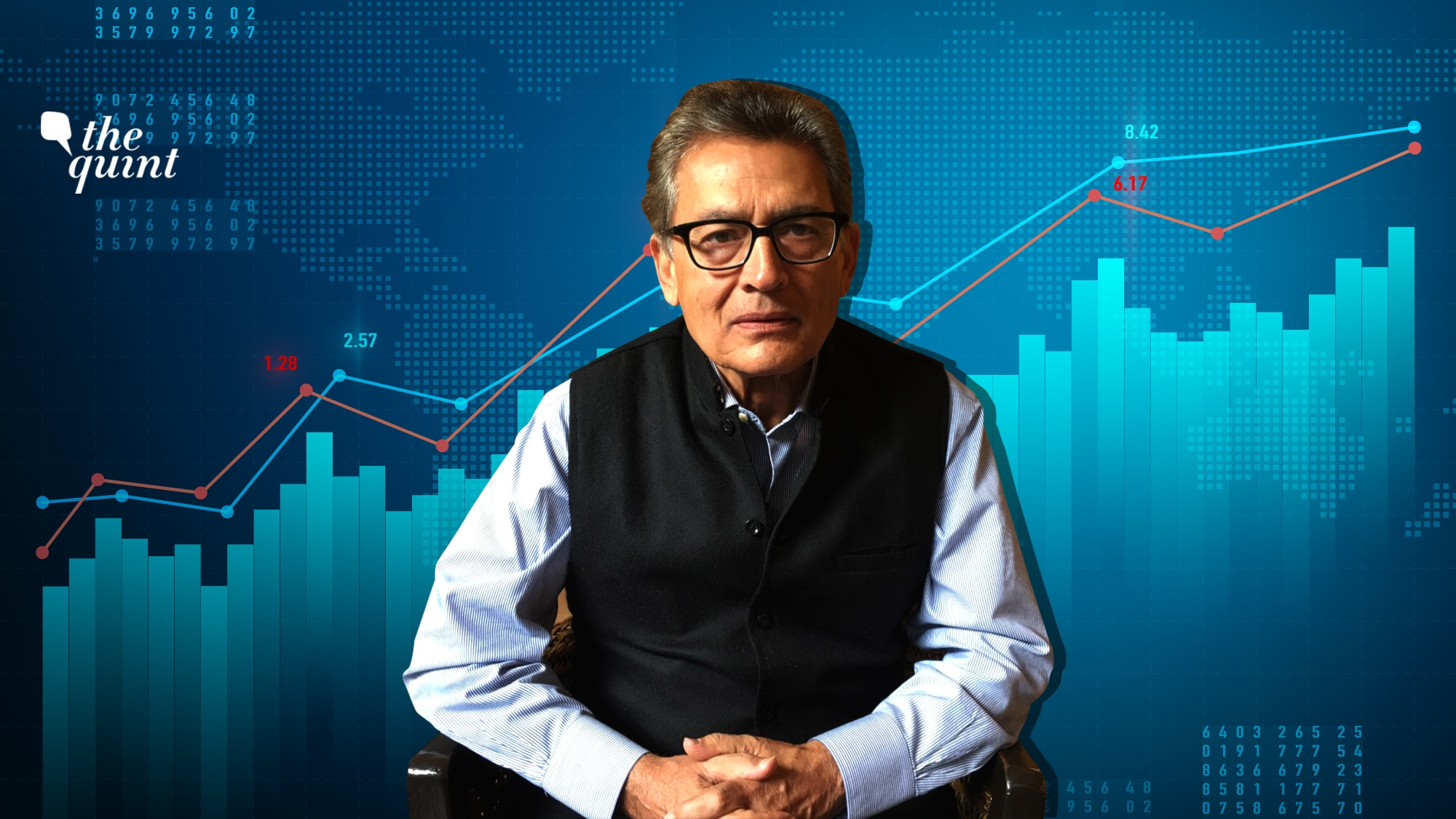 Ex-McKinsey MD Rajat Gupta on Falling From Grace & Starting Anew