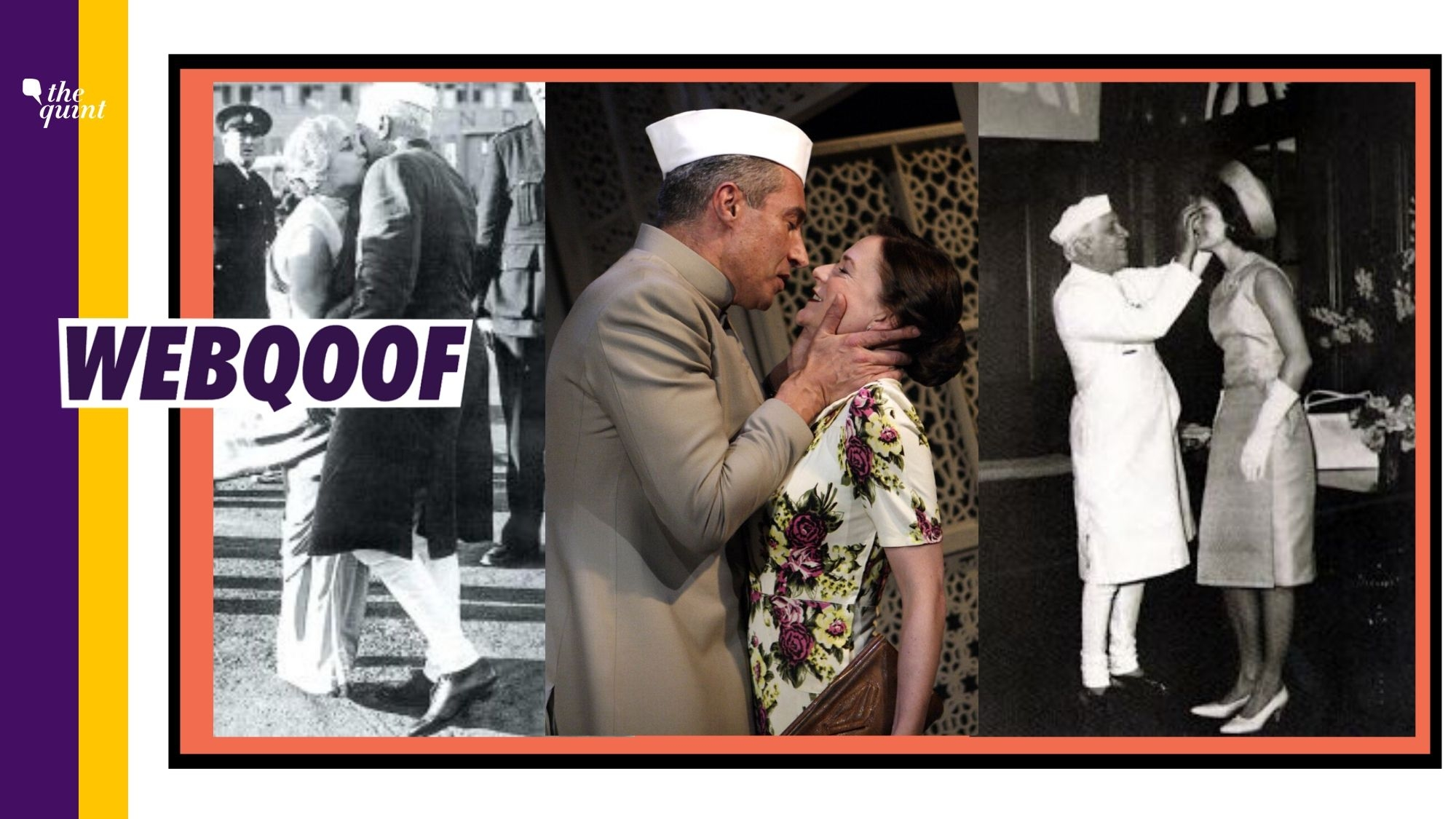 How Old & Unrelated Images of Nehru Became Fake News Fodder, Again