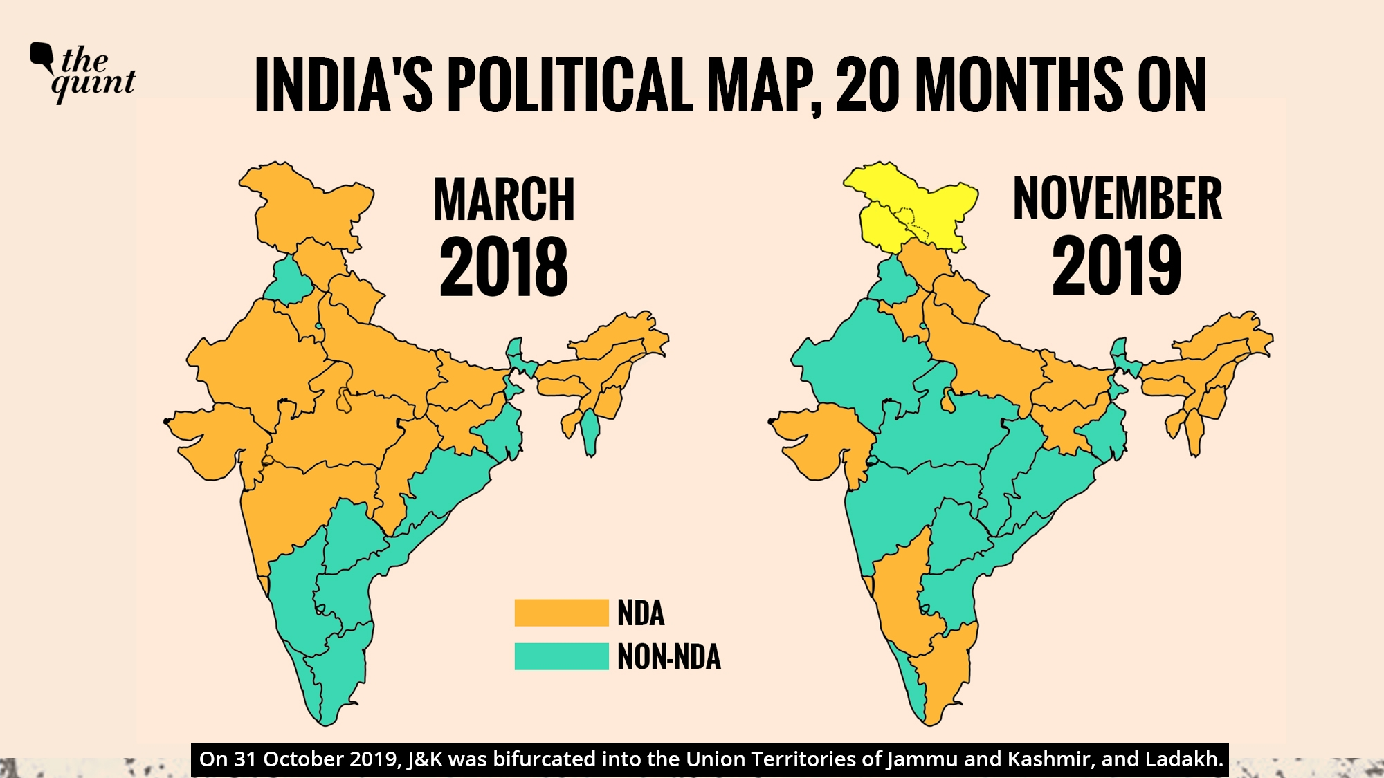 Who's in Power And Where? The Changing Face of Indian Politics