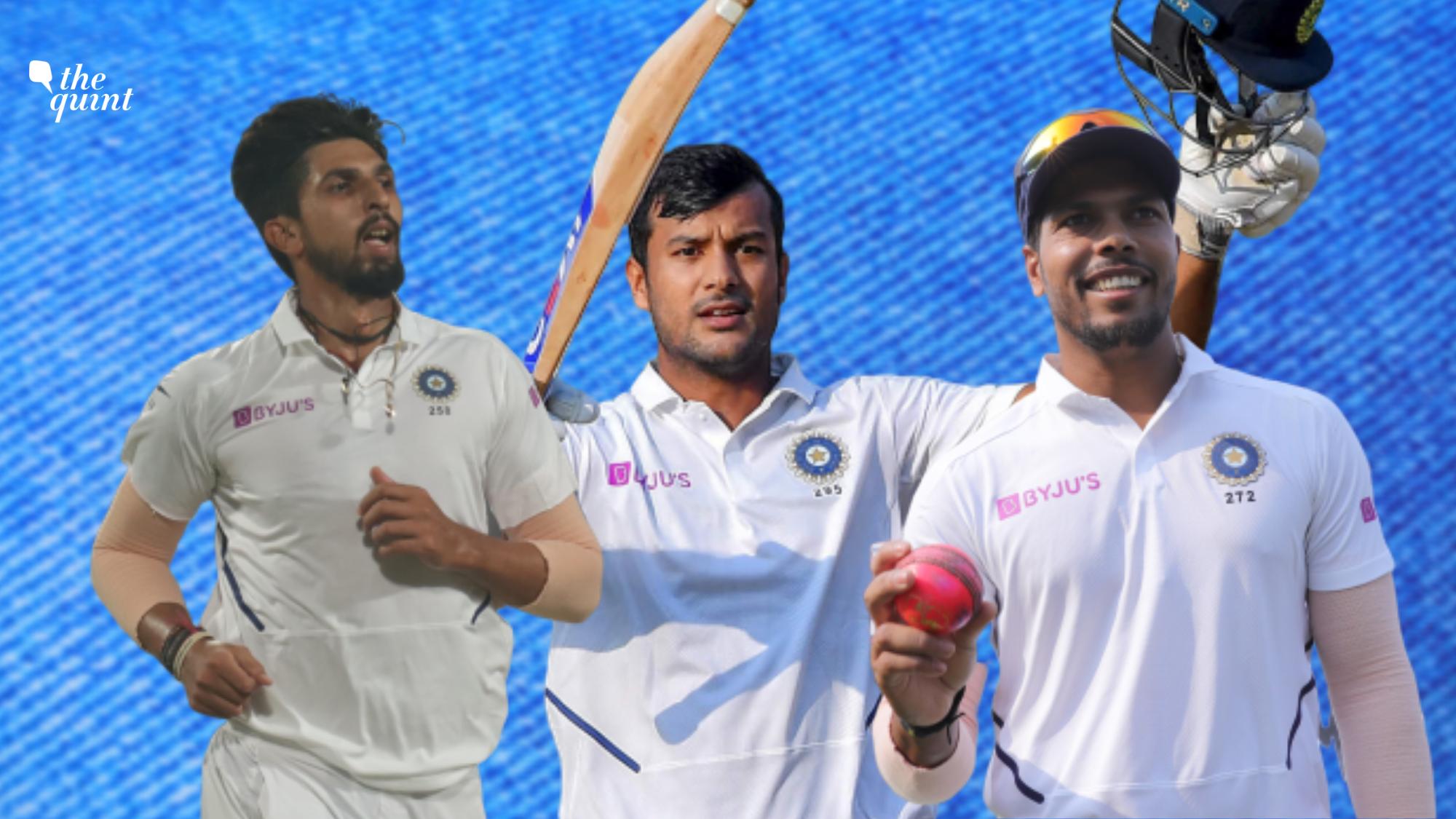 Report Card: Ishant, Umesh, Mayank Excel In Tests vs Bangladesh