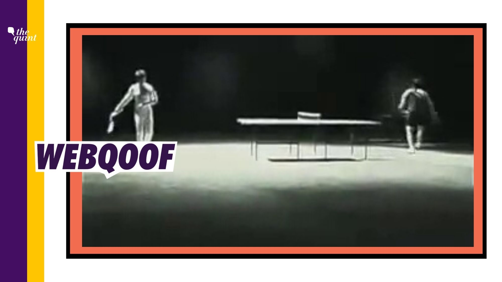 Decade Old Nokia Ad Shared as Bruce Lee Playing Table Tennis