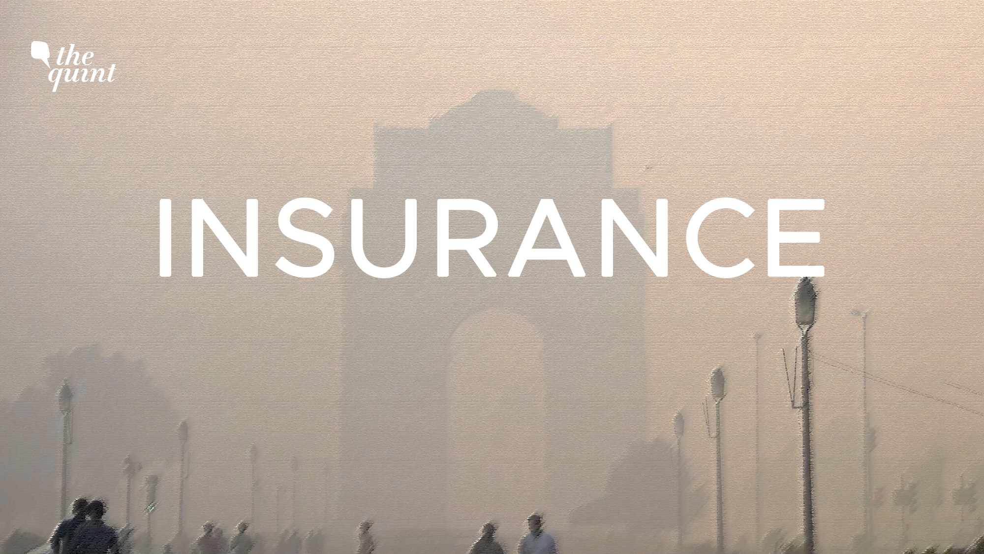 Indian Parliament May Ignore Pollution, Insurance Companies Can't