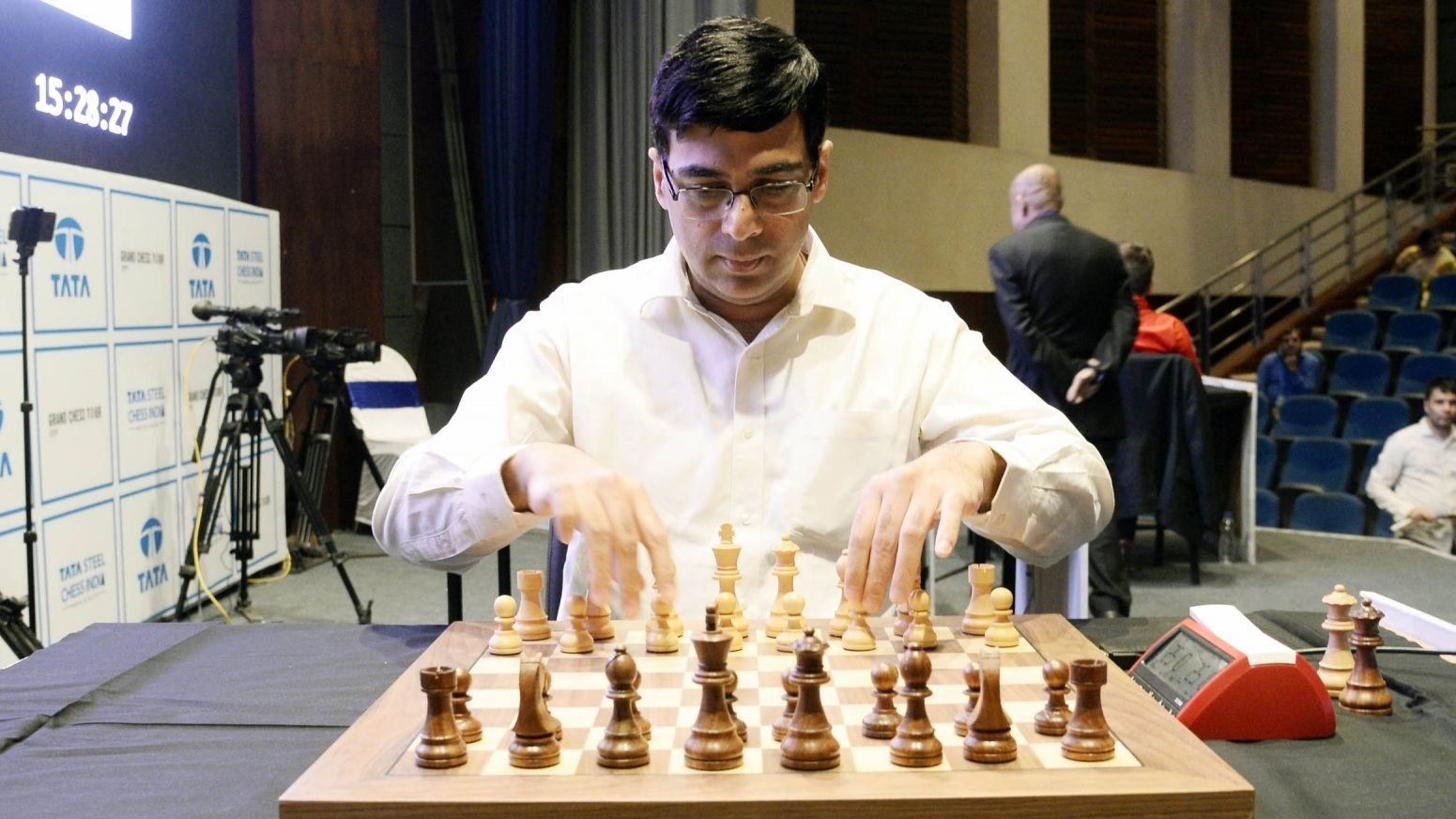 I'm Okay With Failure But the Hope's Killing Me: Viswanathan Anand