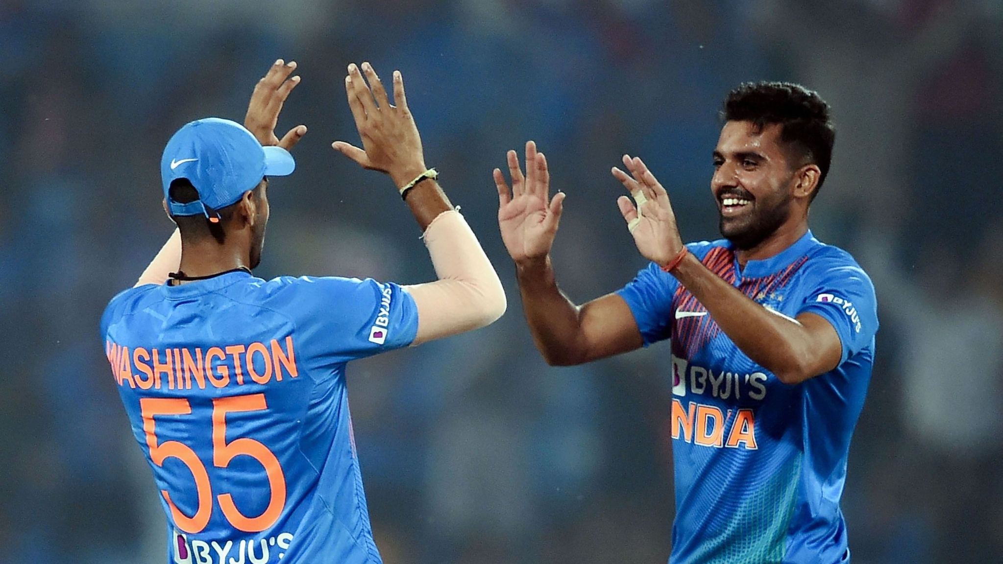 Deepak Chahar Rises 88 Slots in Latest T20 Rankings Post Hat-trick