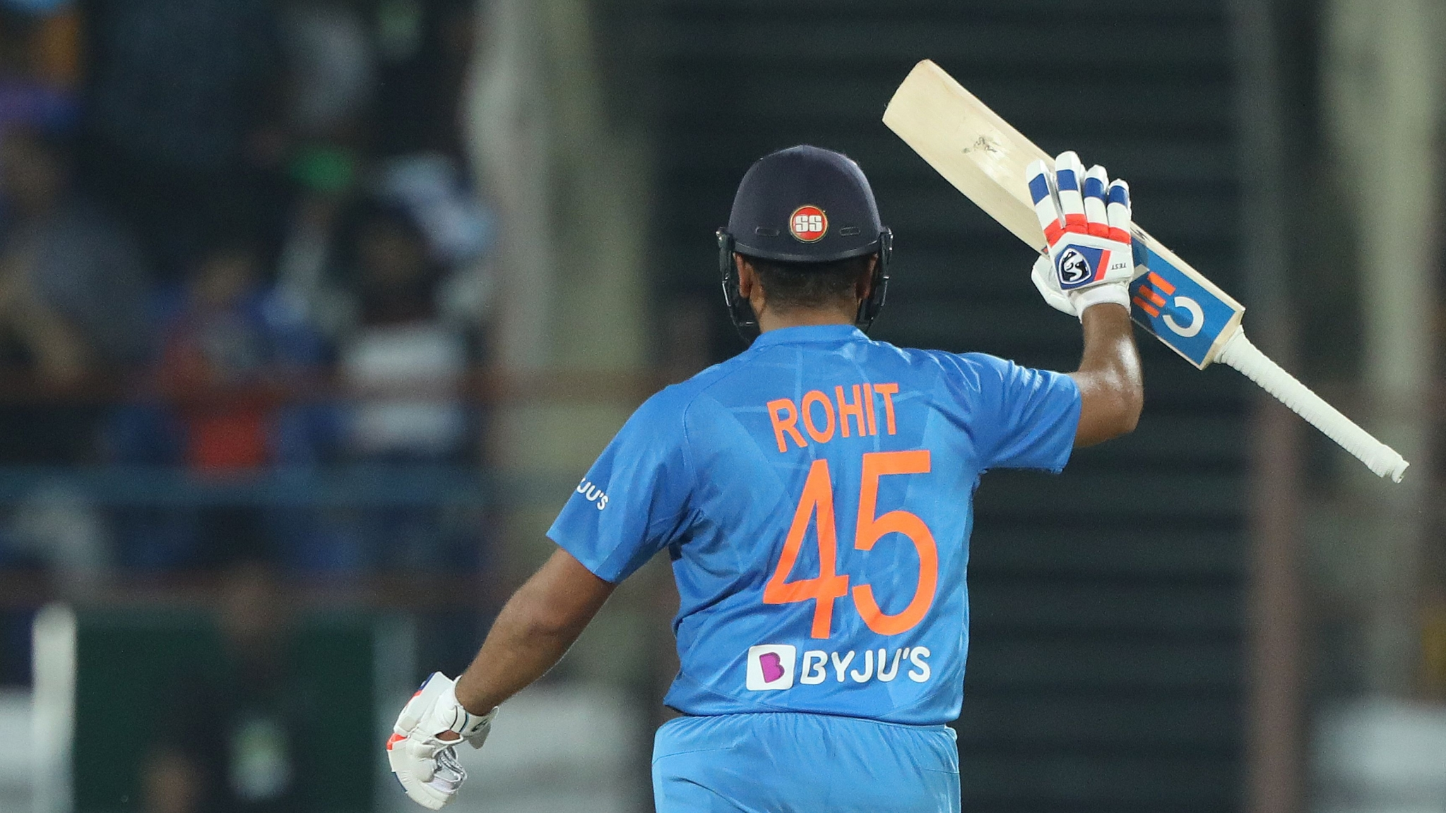 85 in His 100th T20I– Rohit & Team India's Stats From Rajkot T20