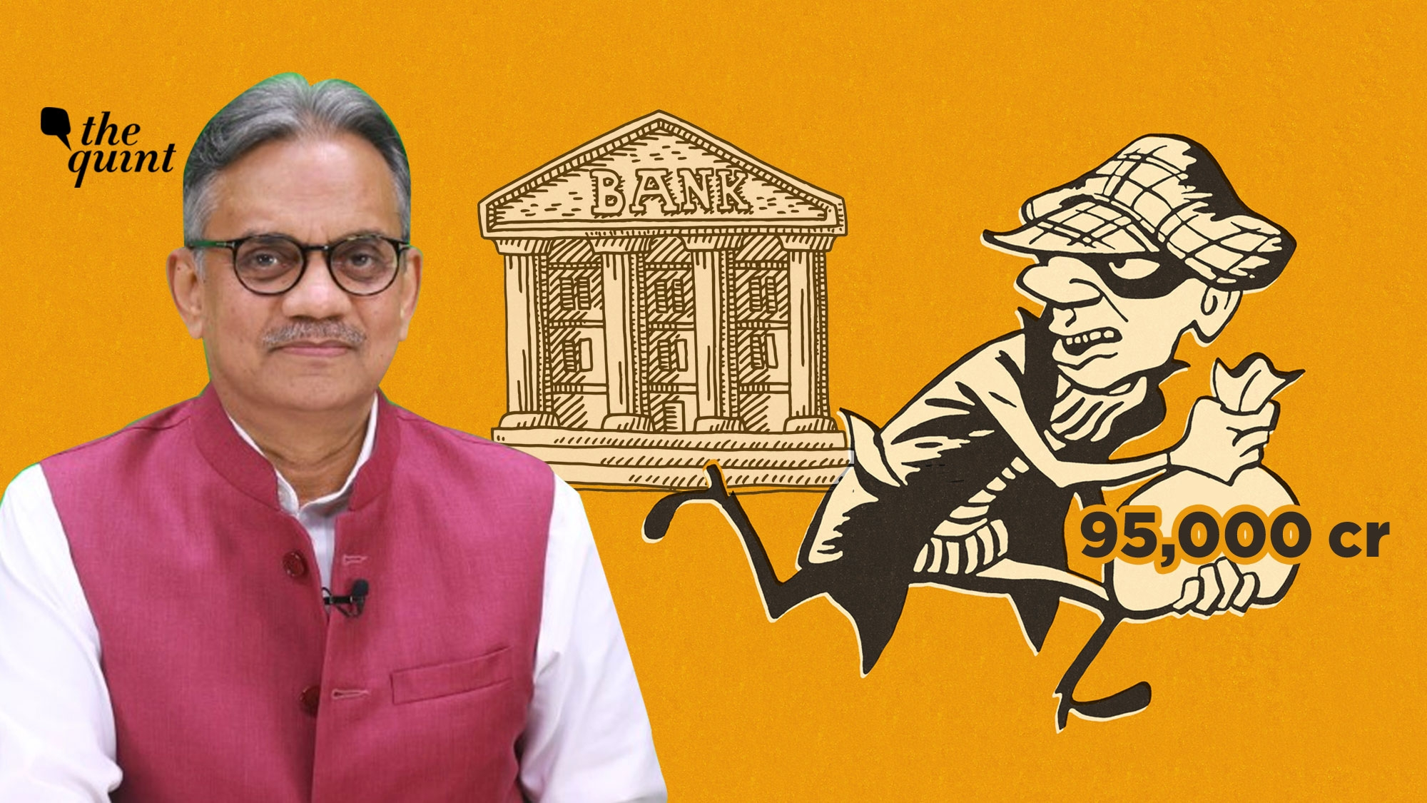 Rs 95,000 Cr Fraud Within 6 Months: Why PSU Banks are Suffering