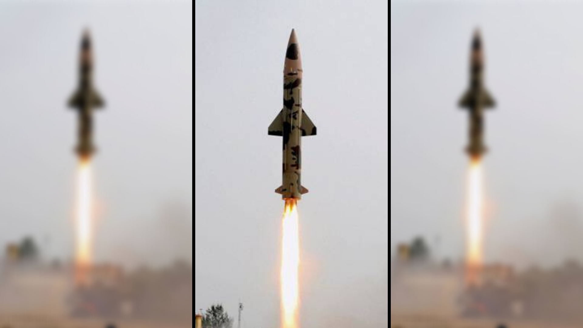 India Successfully Conducts Trial of Prithvi-2 Missile