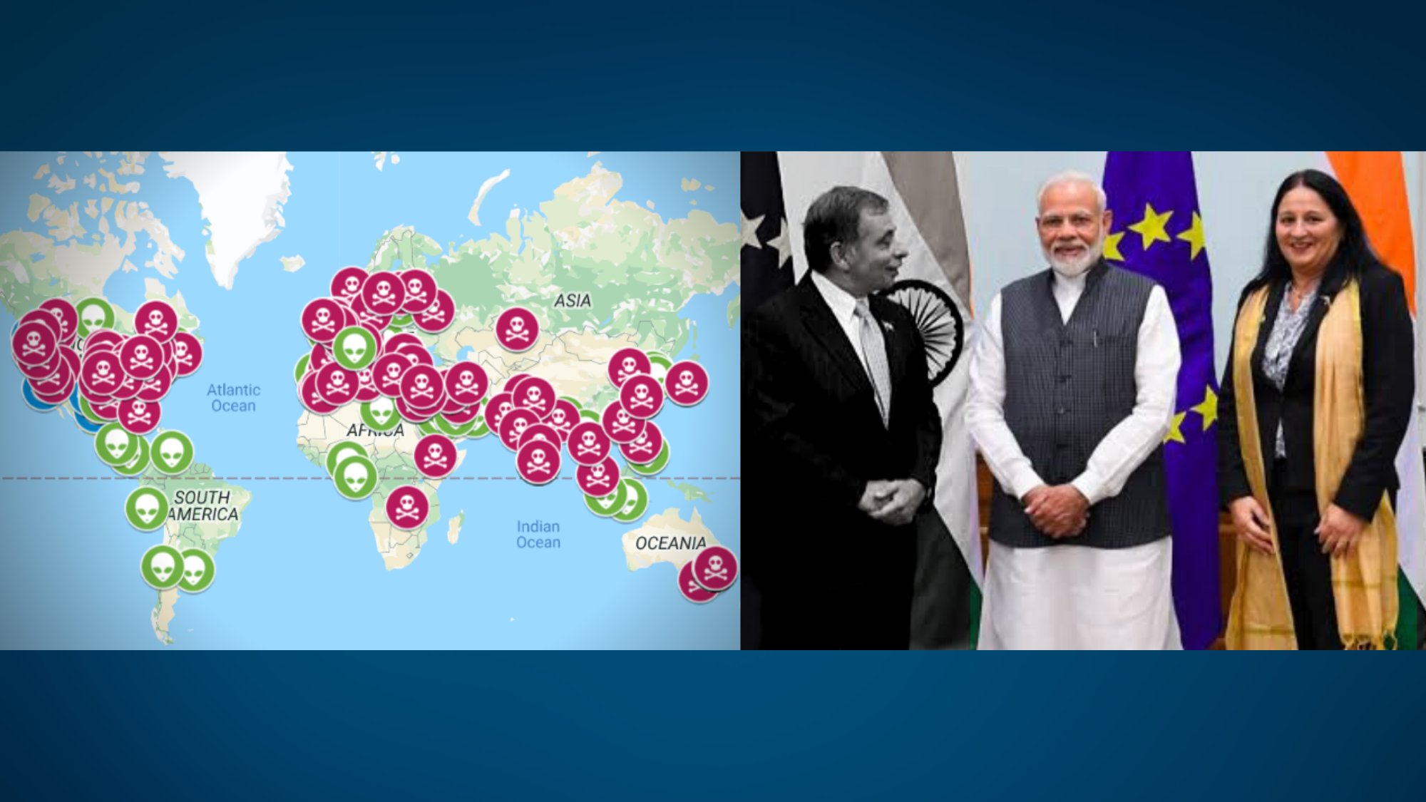 265 Fake Media Outlets Run by Indian Group Linked to Modi-MEP Meet