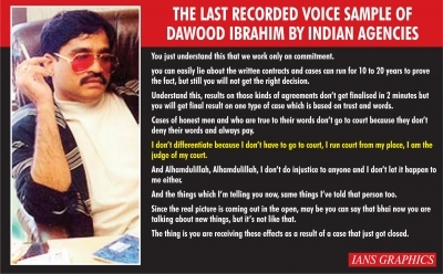 Dawood silent on phone for 3 years, but still operating from Karachi