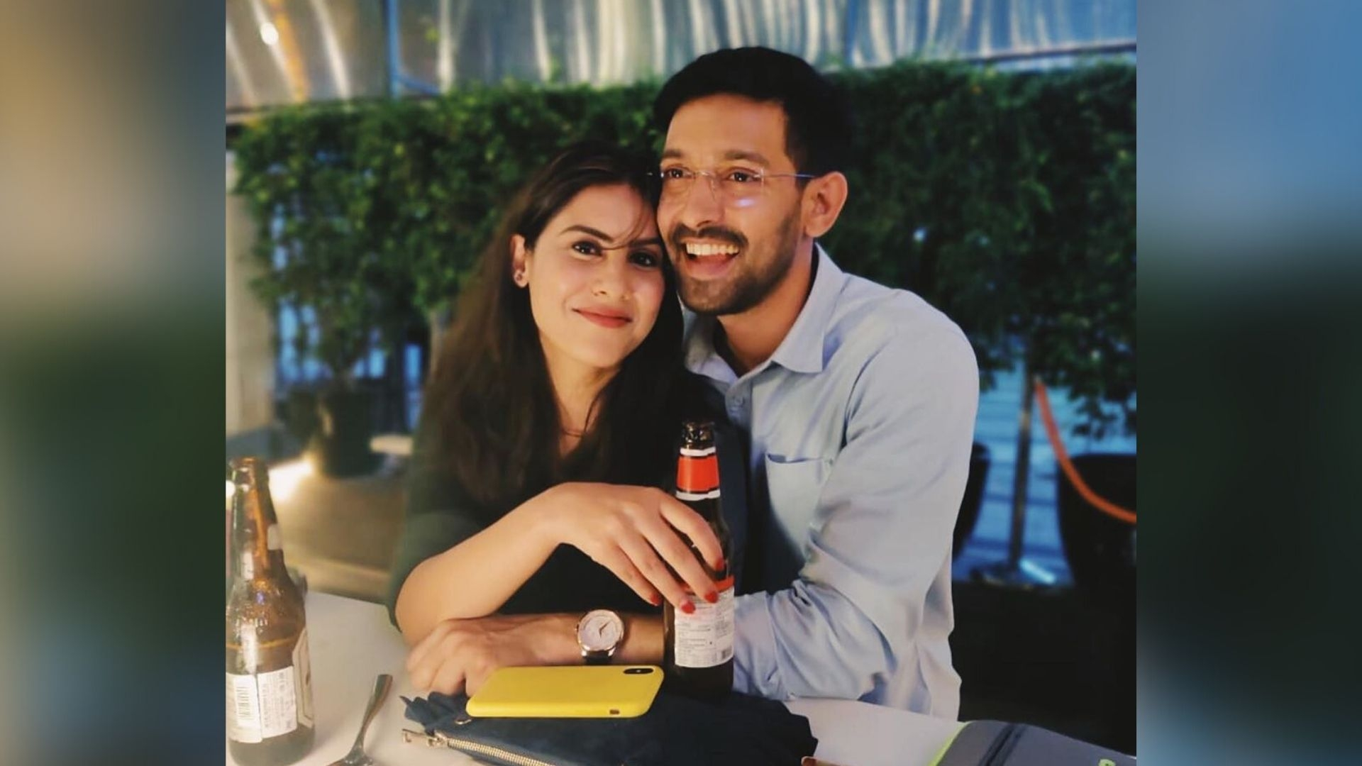 Vikrant Massey Confirms Engagement After Private Roka Ceremony
