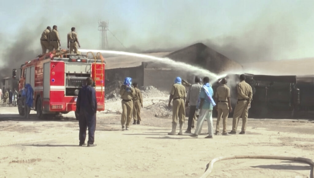 Sudan Factory Fire: Most Indian Victims Belonged to TN, UP, Bihar