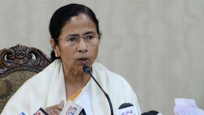 QKolkata: Mamata May Call On Governor to Settle Dispute More
