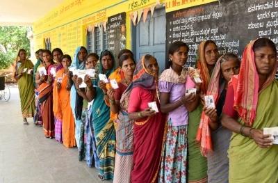 Karnataka bypolls: 67.9% final voter turnout