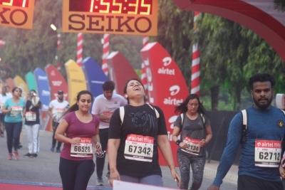 Airtel Delhi Half Marathon 2019 raises Rs 12.66 crore