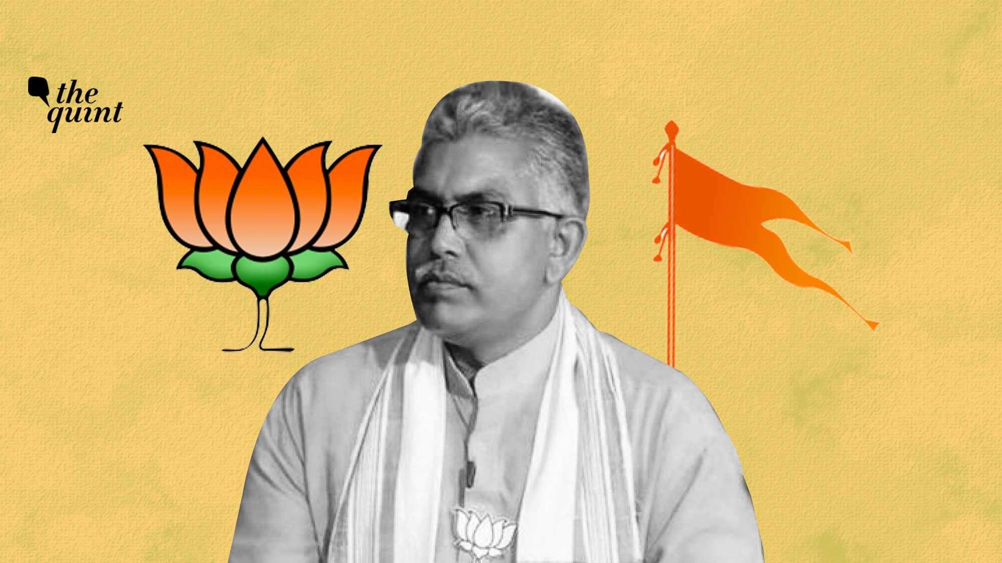 Dilip Ghosh: Why You Can Hate Him But Not Ignore Him