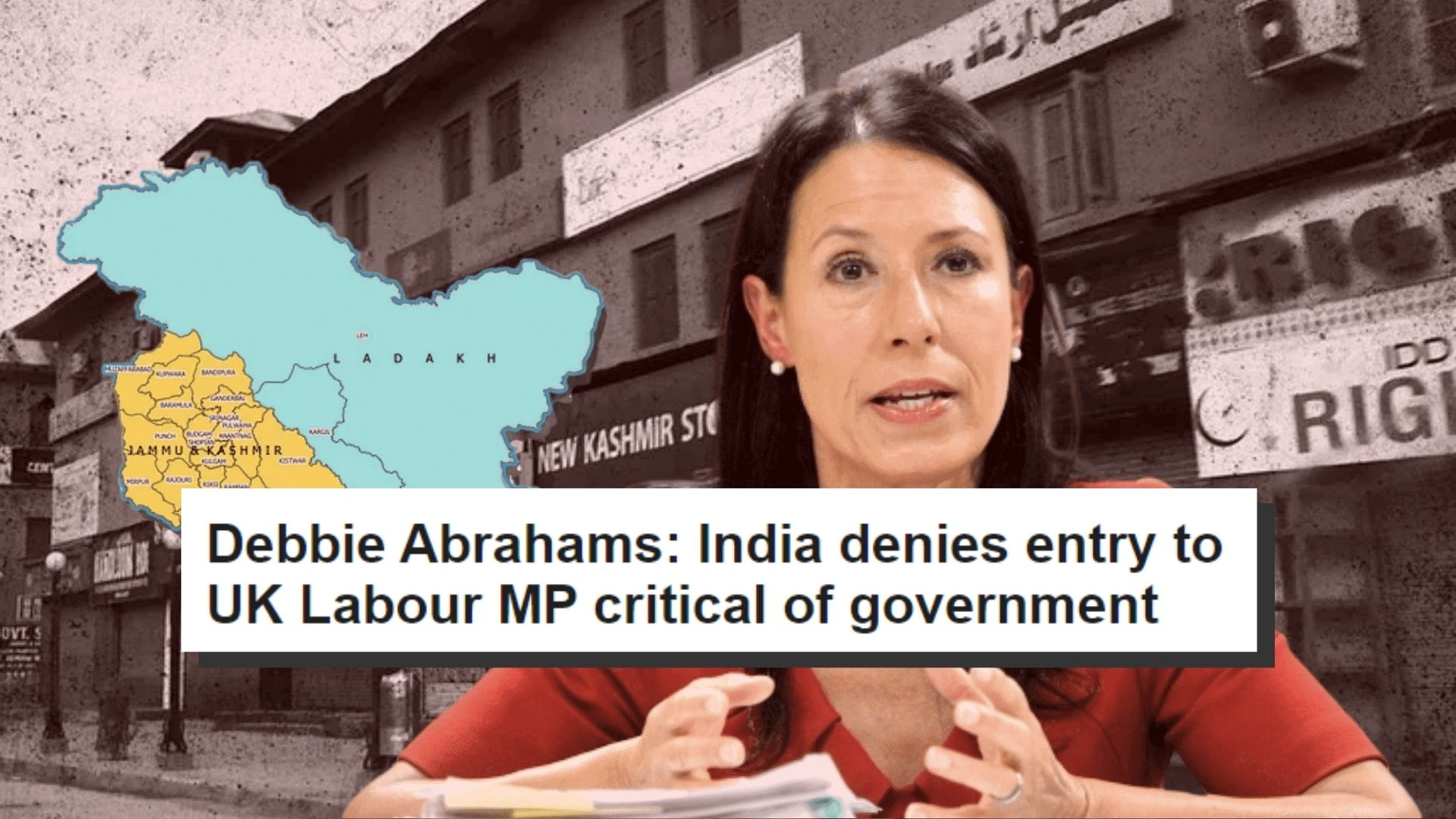 'India Denies Entry to MP Critical of Govt': UK Media on Abrahams