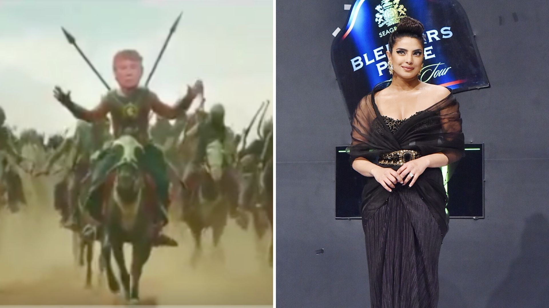 QuickE: Trump Tweets Baahubali Clip; PC Remembers Wendell Rodricks