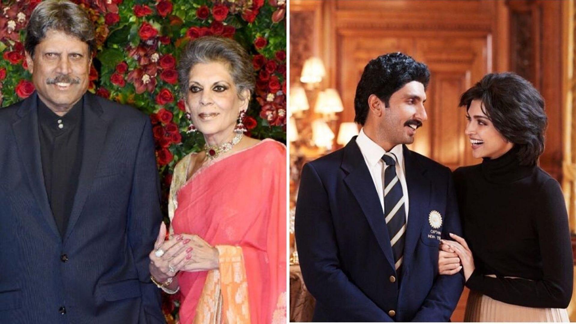 Wonderful to See Ranveer and Deepika Play Us: Romi Dev on '83'