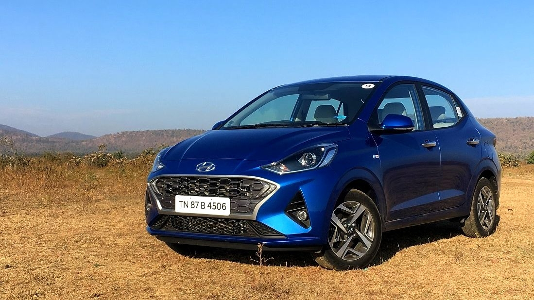 Hyundai Aura First-Drive Review: Eyeing The Maruti Dzire's Pie