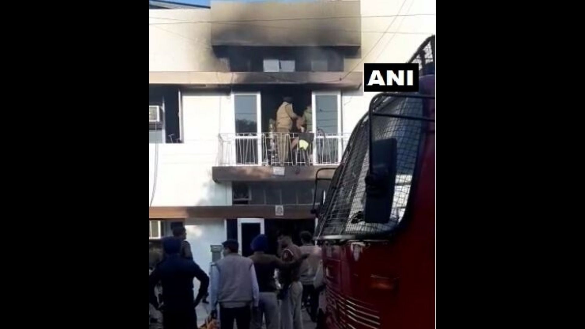 3 Women Killed in Fire at PG Accommodation in Chandigarh