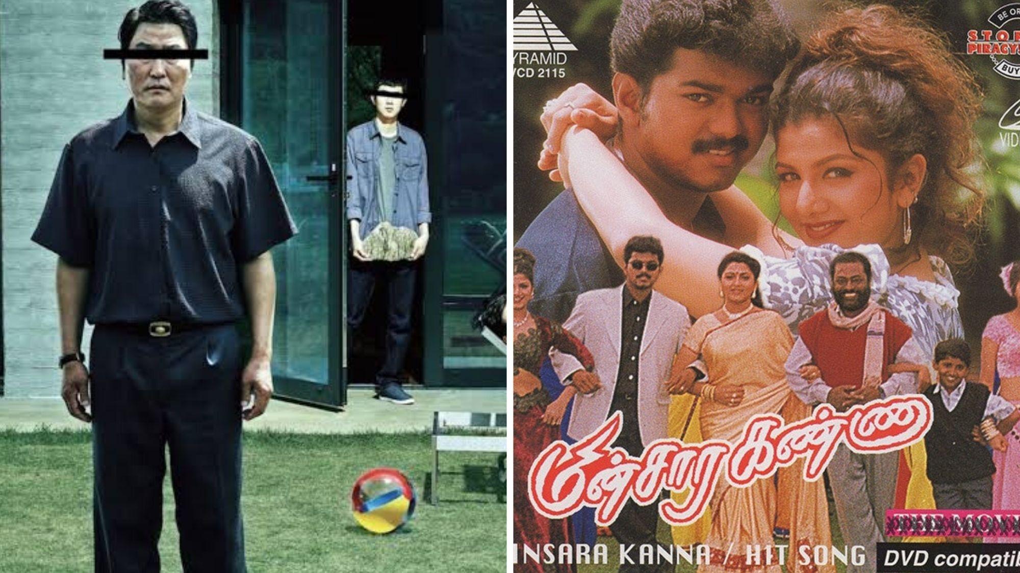 Oscar-Winner 'Parasite' Inspired by Vijay's Film, Claim His Fans