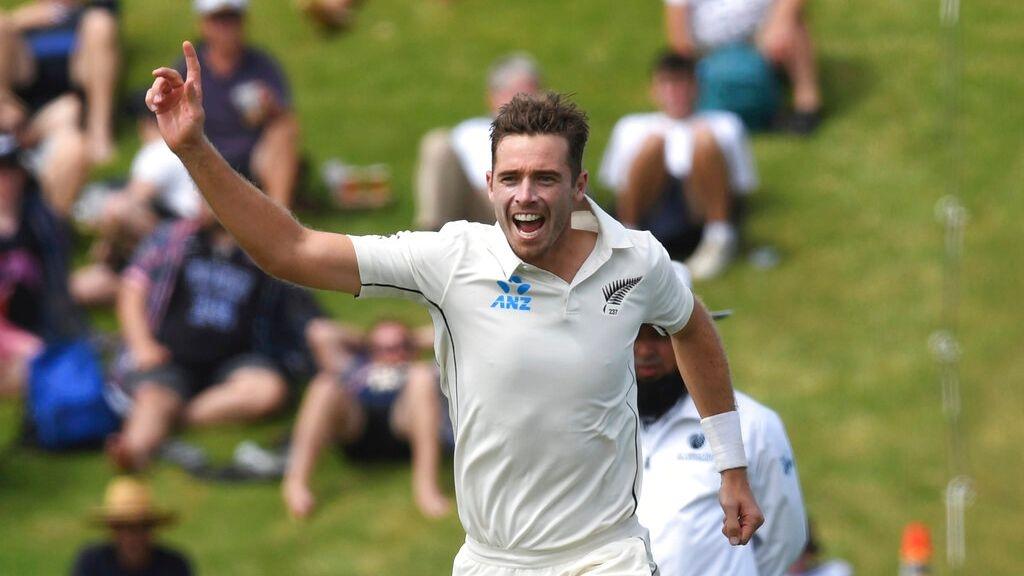 India vs NZ 1st Test Day 2: Kiwis Off to Cautious Start