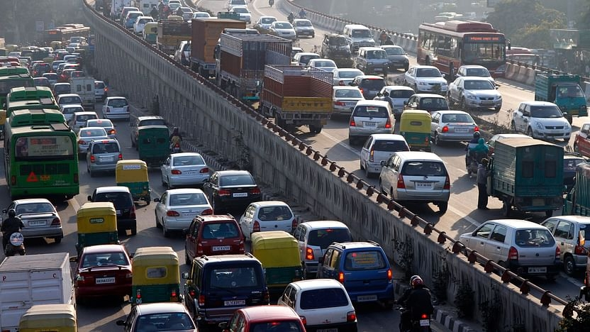 11 Days Wasted: Mumbai's Traffic Is Costing It Time Money