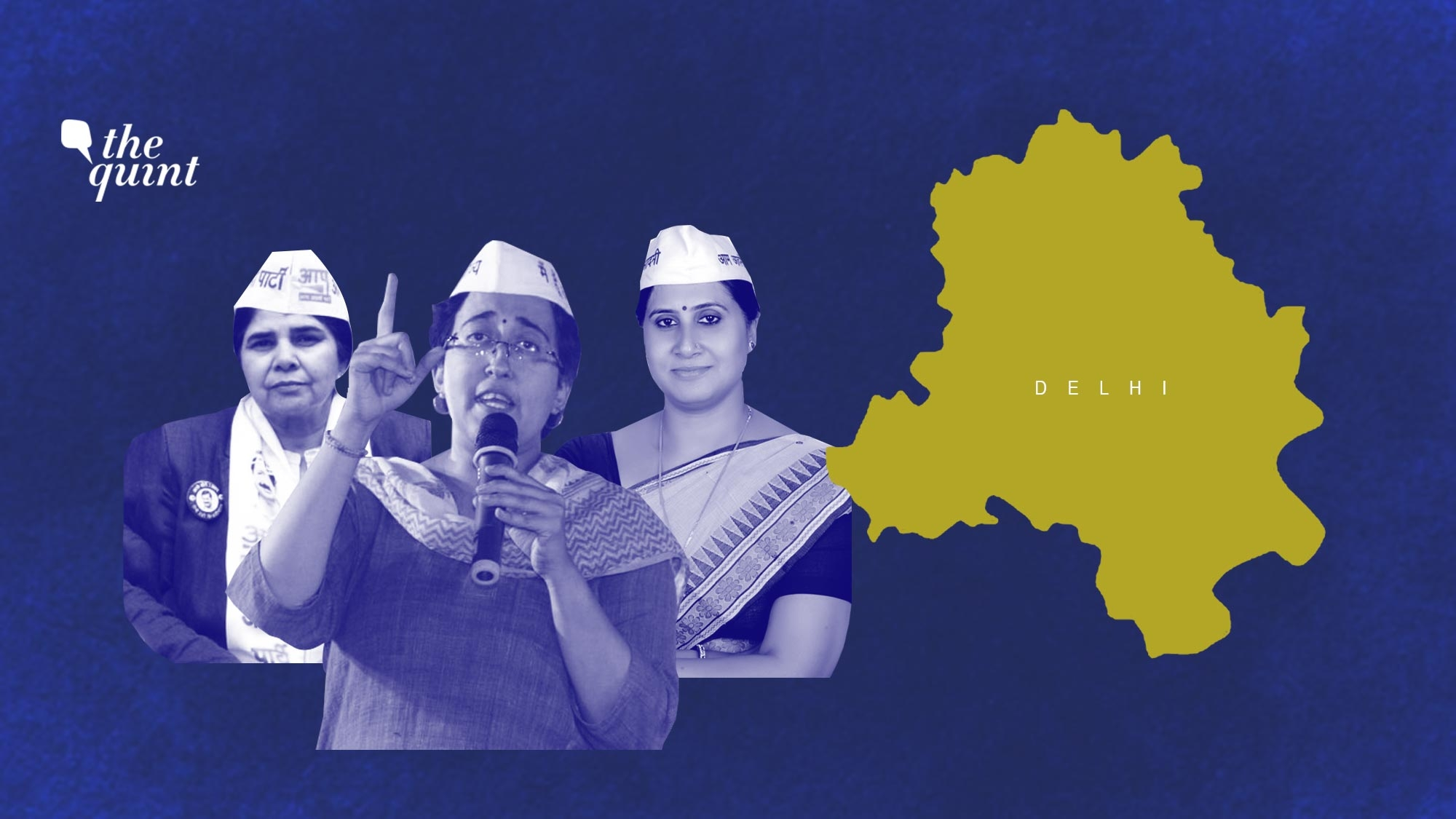 Delhi Votes Atishi, 7 Other Women MLAs To Power – All From AAP