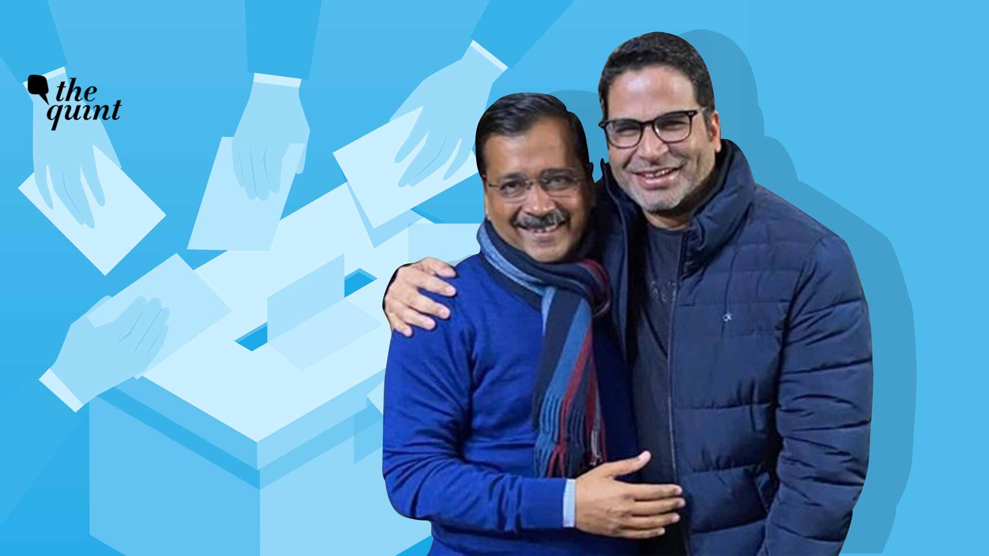 How Prashant Kishor's I-PAC Guided AAP on Amit Shah Shaheen Bagh