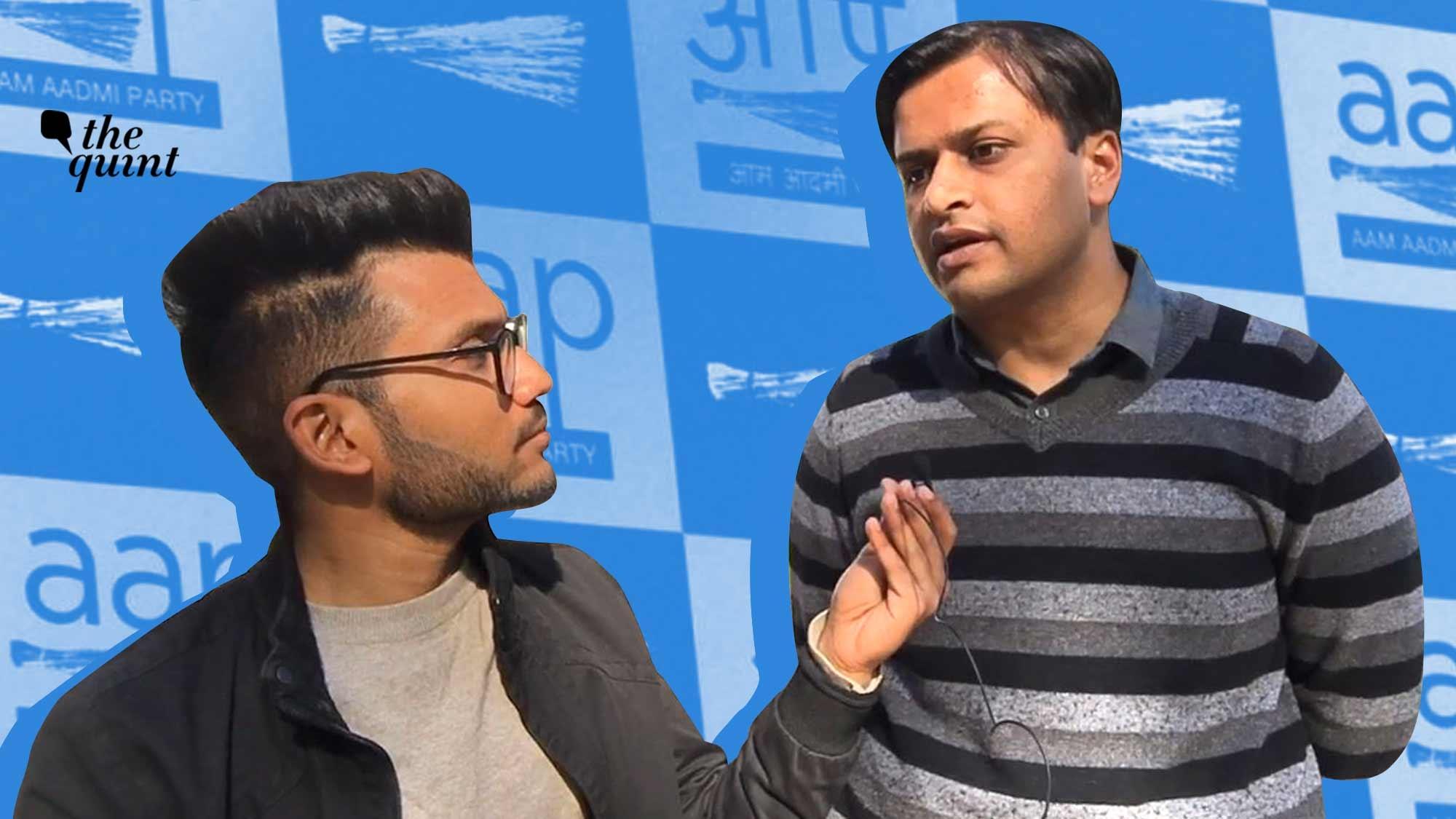 Amit Shah's Response to BJP Leaders' Hate Speech 'A Joke': AAP