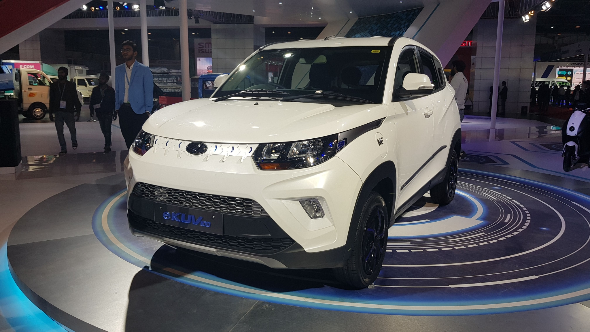 Mahindra Says It Will Focus On Fleet Segment Electric Vehicles