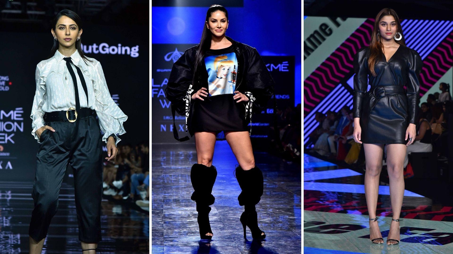 Lakme Fashion Week Day 1: Rakul Preet, Sunny Leone Rock the Stage