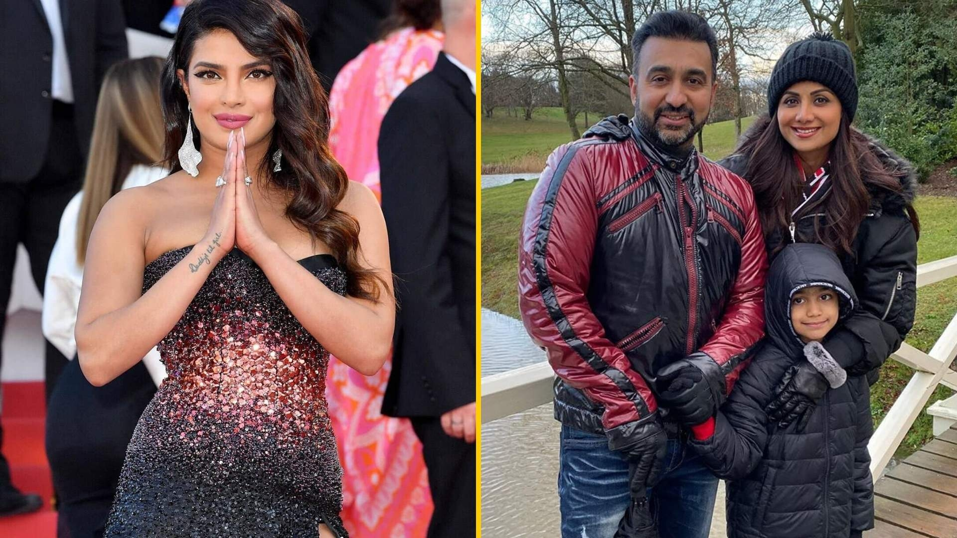 QuickE: Shilpa Shetty Welcomes Baby Girl; PC as Ma Anand Sheela