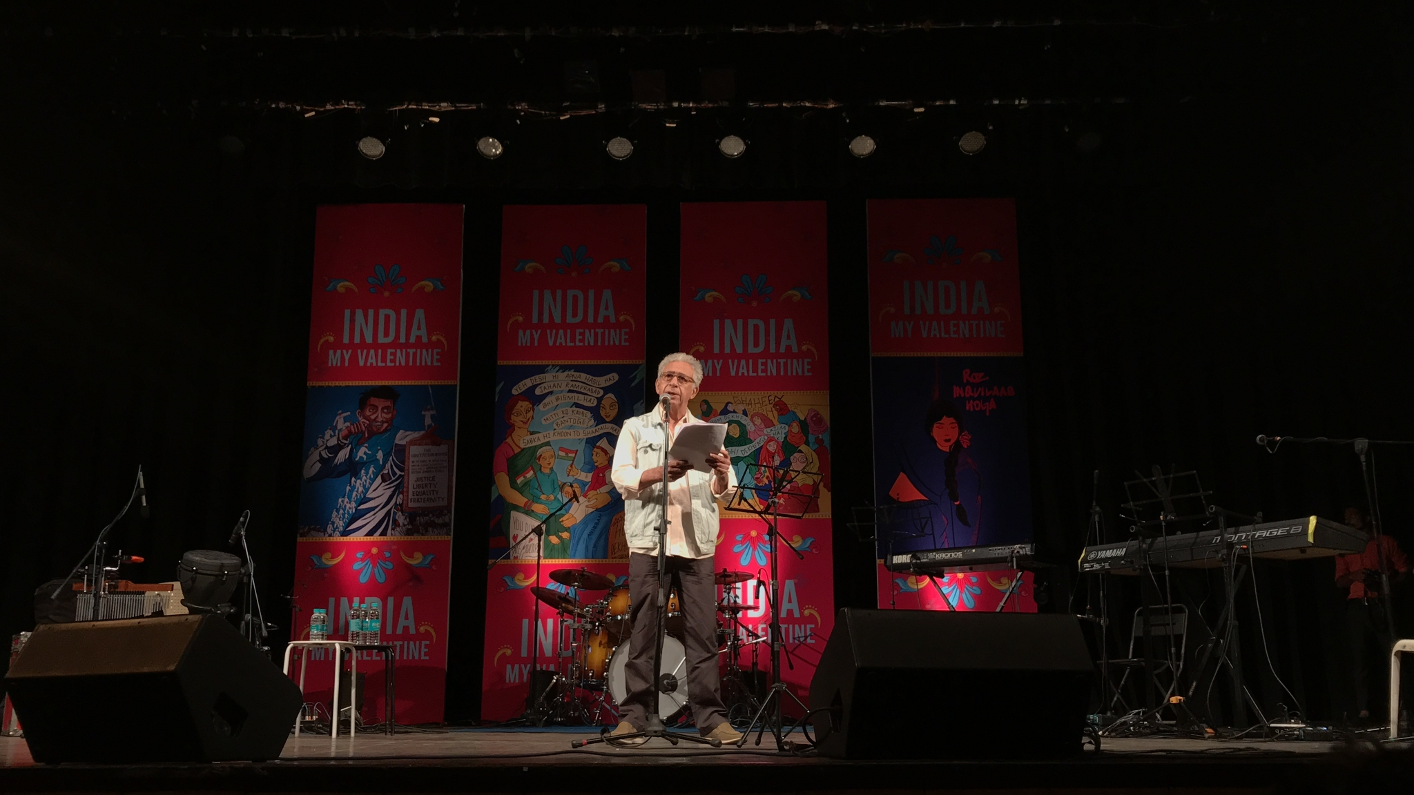 Nehru's Writing Gives an Answer to Today's Questions: Naseeruddin