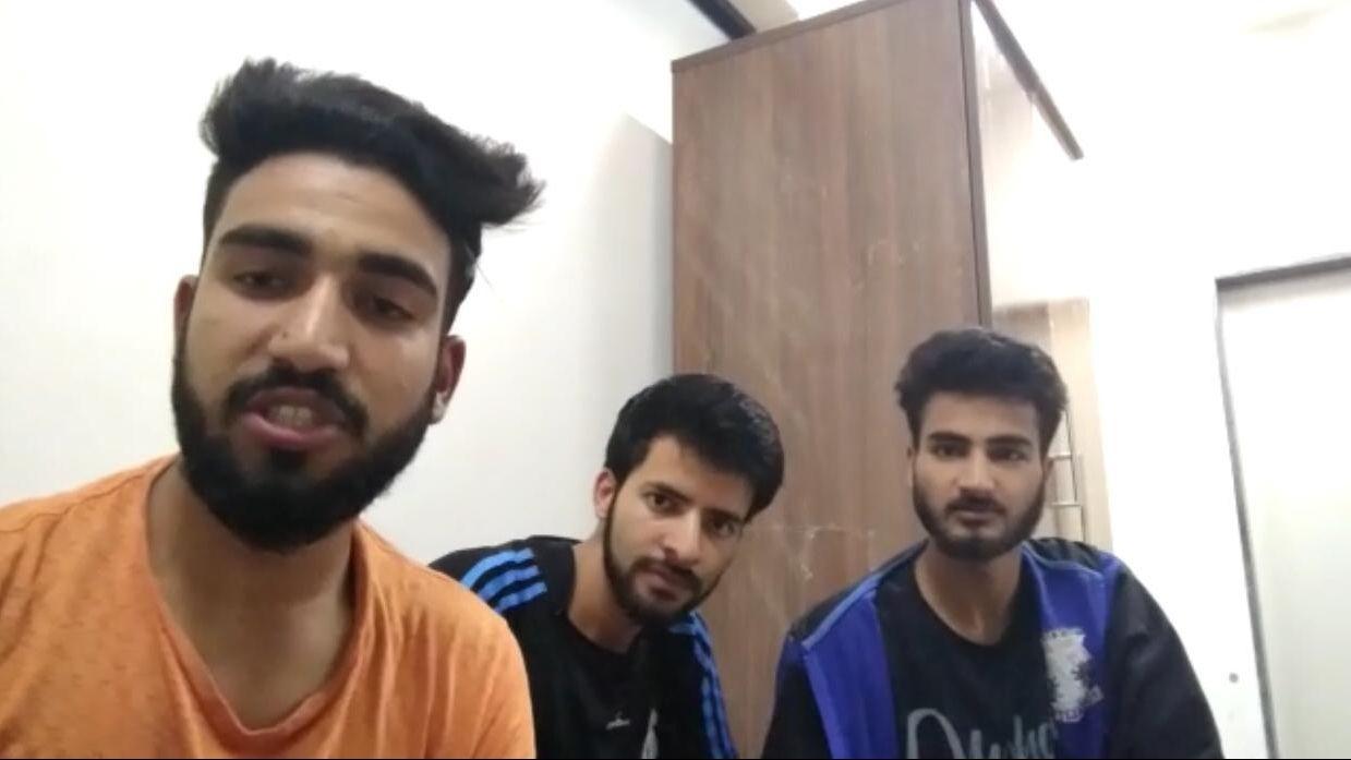 Kashmiri Students' Kin in K'taka, Apologise for 'Immature' Conduct
