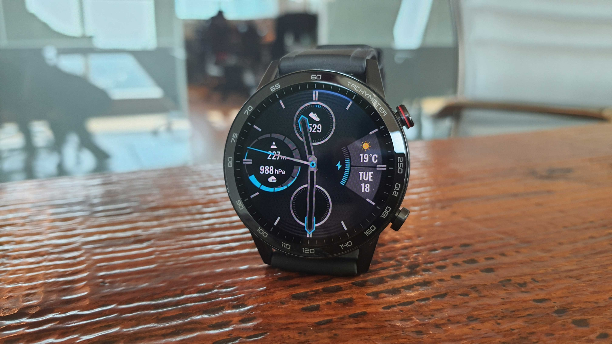 Honor's New MagicWatch 2 Is Stiff Competition to Fitbit Versa