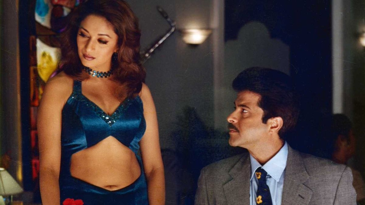Anil Kapoor on What Made Madhuri Dixit Angry on Sets of 'Pukar'
