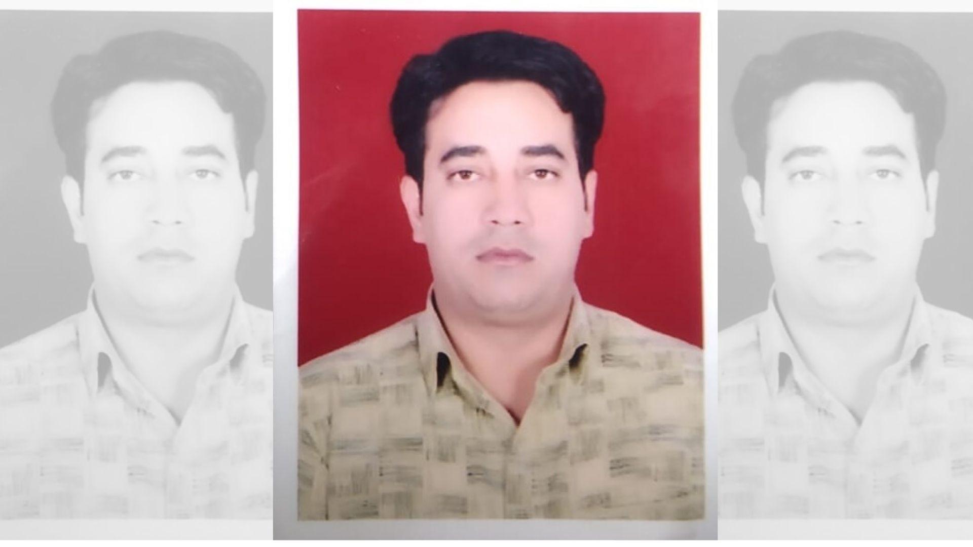 Intelligence Officer's Body Found in Delhi's Chandbagh Area