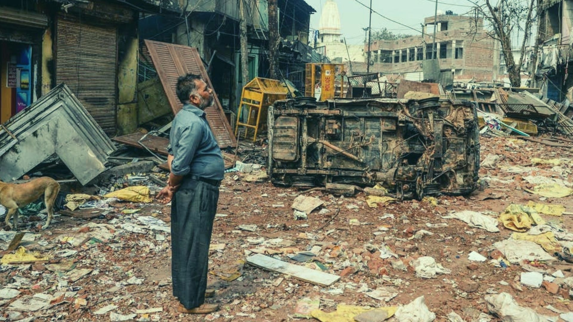 When Humanity Rose Amidst the Barbarity of NE Delhi Violence