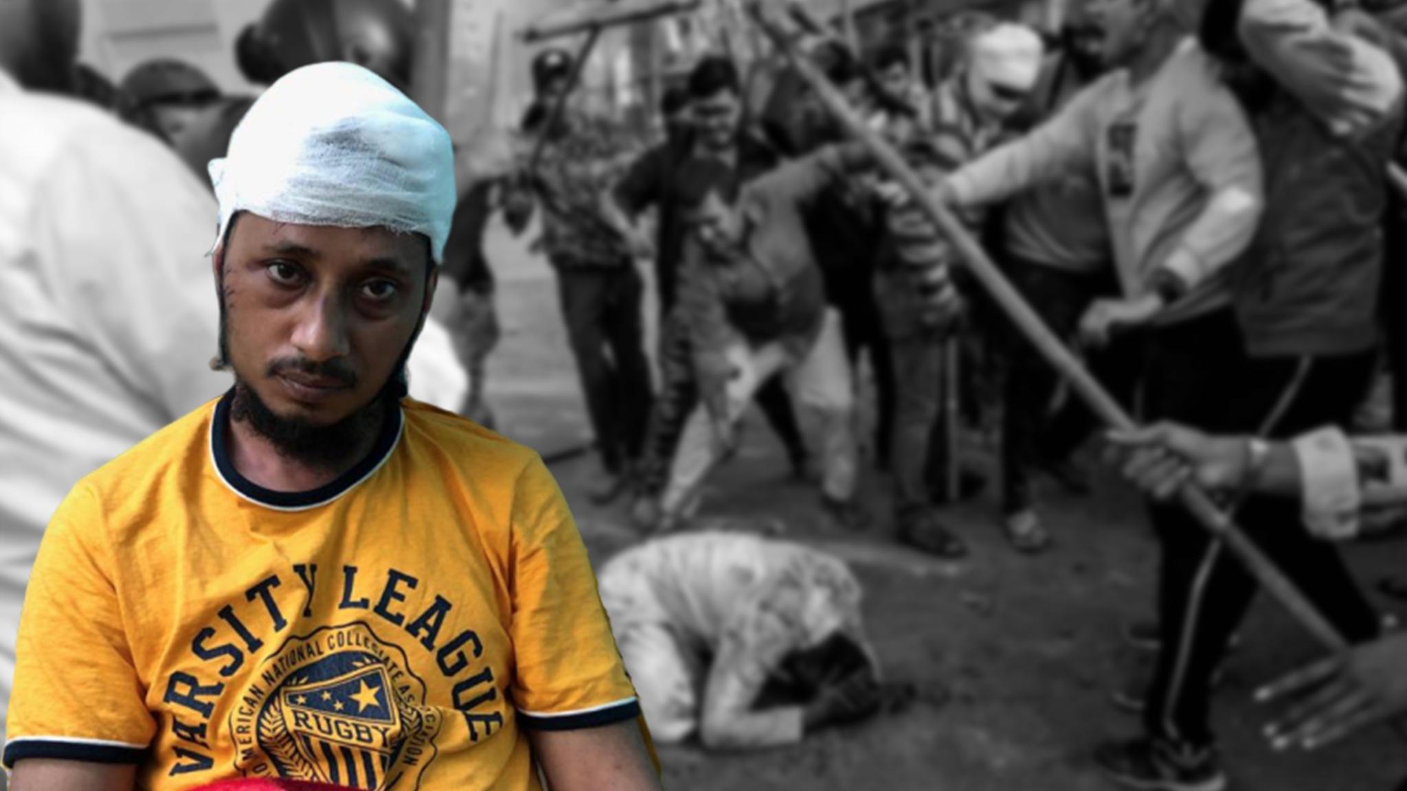 Mob Saw My Cap, Beard Pounced at Me: Man from Viral Delhi Photo