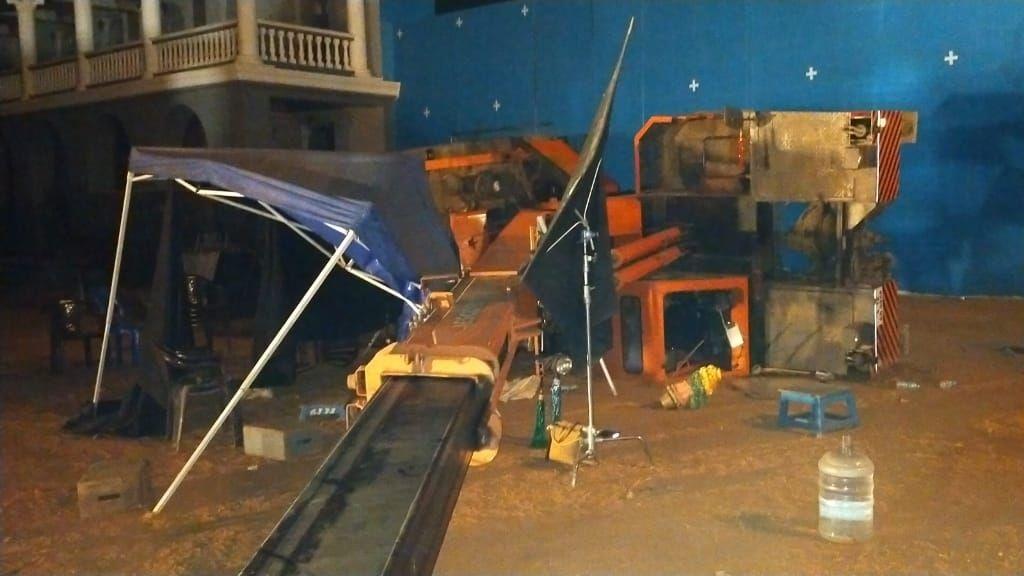 3 Dead, 9 Injured in Mishap on Set of Kamal Haasan Film in Chennai