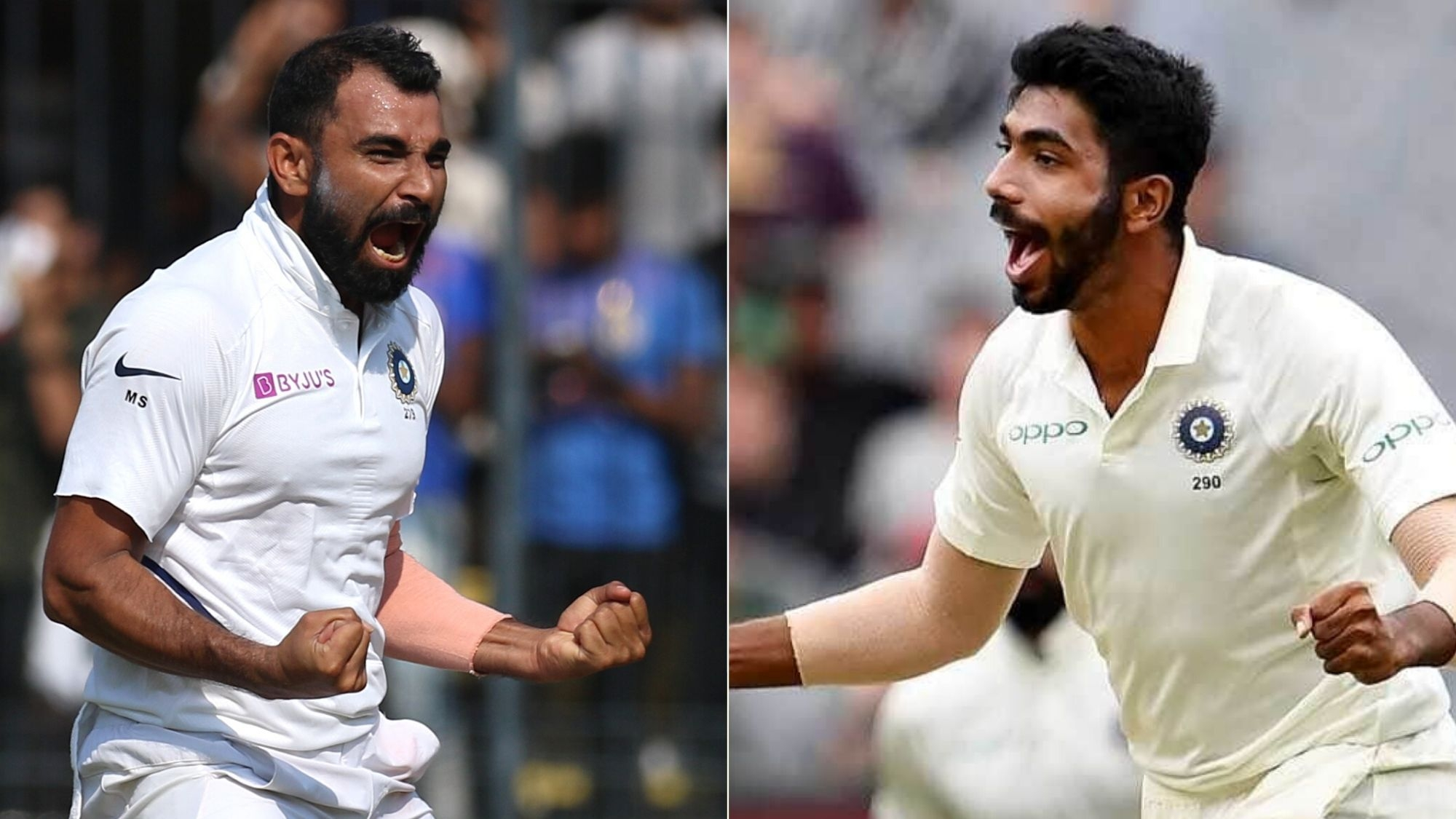 Return of Bumrah Shami, Trouble Kiwi Batsmen in the Warm Up Tie