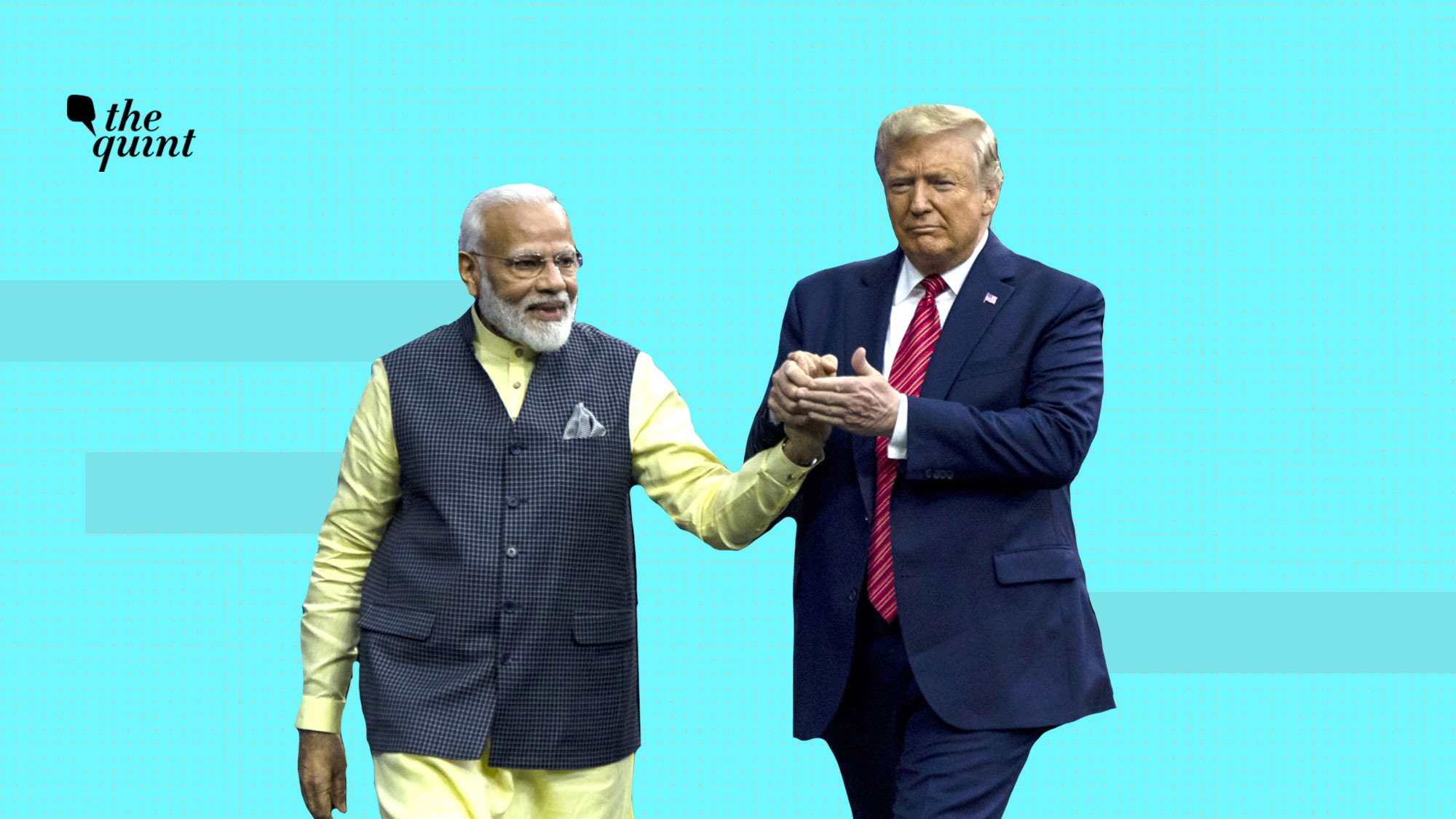 What Has India Gained From US President Trump's India Visit?