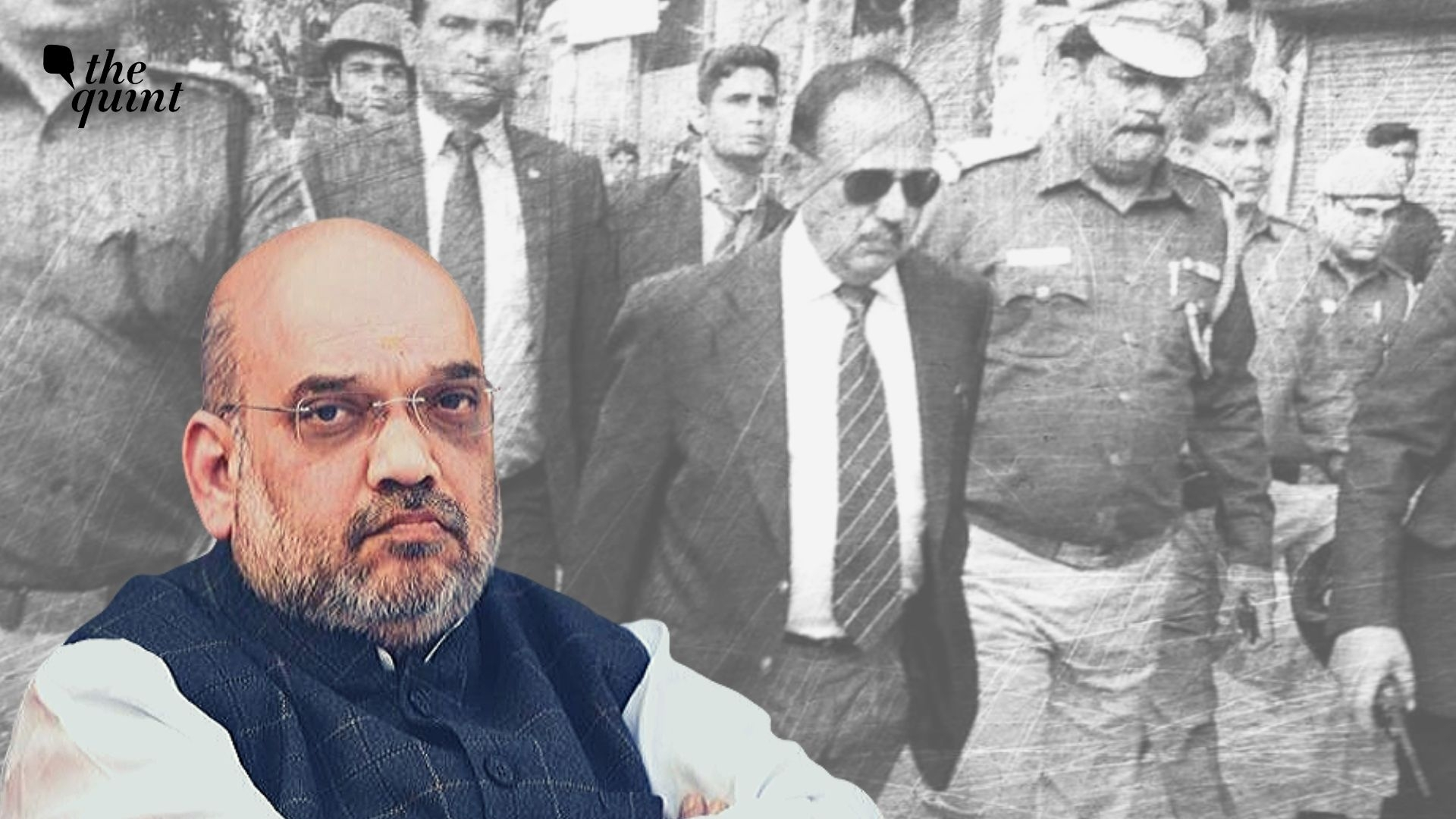 NSA Doval Taking Stock of Delhi Shows Govt's Panic, Shah's Failure