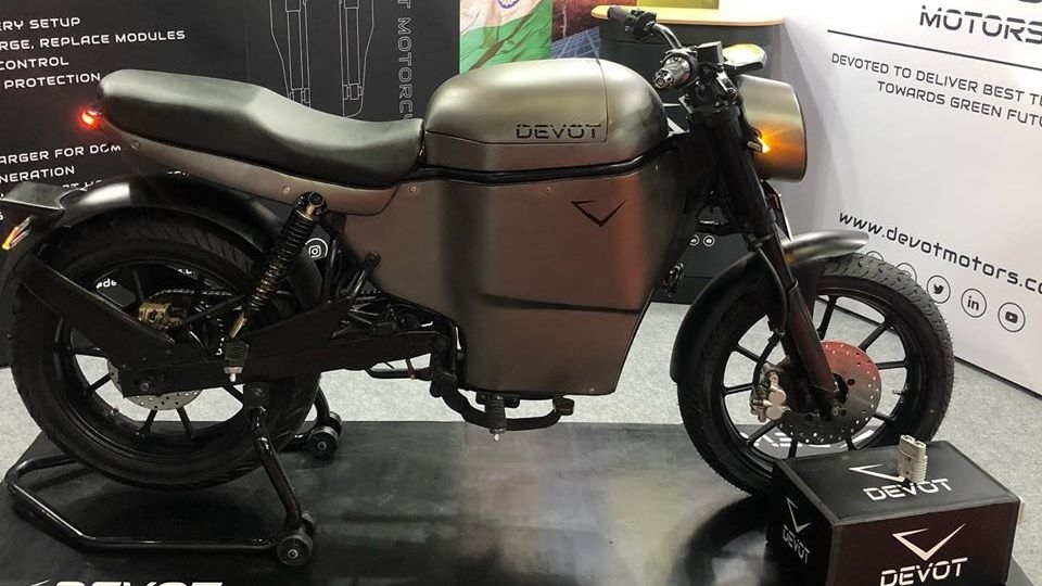 Auto Expo 2020: Indian Startup to Launch Retro Style Electric Bike