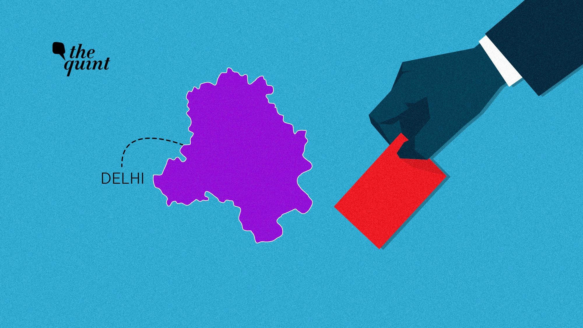 'Shock Lagaa': Cartoons Take Over Twitter Post Delhi Poll Results