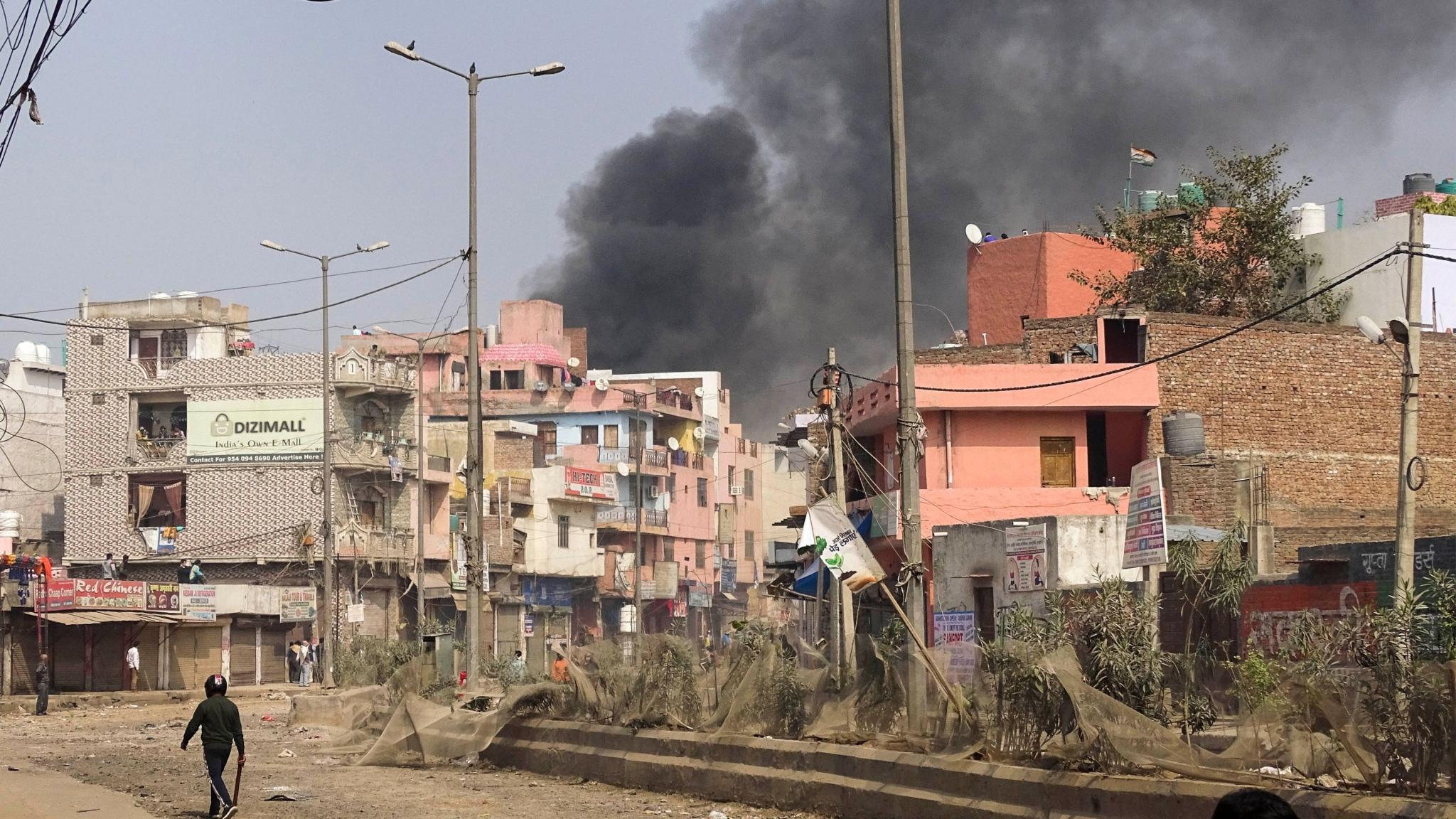 4 Journos Among People 'Beaten Up' Amid Violence in NE Delhi
